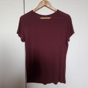 Burgundy Red T-Shirt